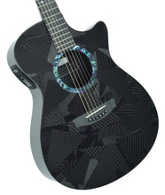 Rainsong BI-OM1000N2 Acoustic Guitar | Front Left | The Music Gallery