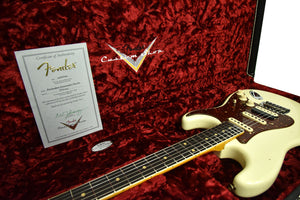 Fender Custom Shop Postmodern Strat Journeyman Relic HSS | The Music Gallery | Open Case Certificate