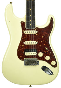 Fender Custom Shop Postmodern Strat Journeyman Relic HSS | The Music Gallery | Front Close