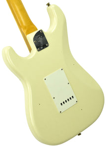 Fender Custom Shop Postmodern Strat Journeyman Relic HSS | The Music Gallery | Back Angle 2