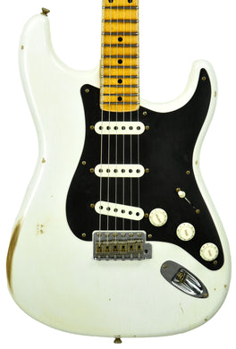 Fender Custom Shop Ancho Poblano Stratocaster in White Blonde CZ539784
