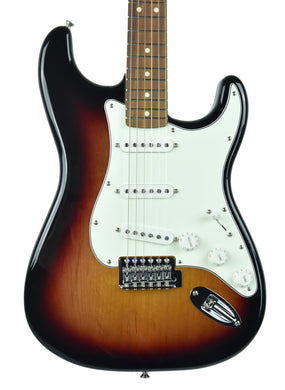 Fender® Standard Stratocaster in Brown Sunburst | Front Small