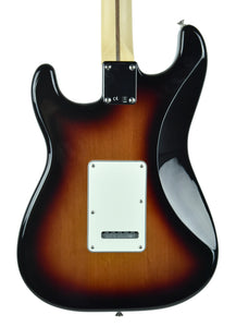 Fender® Standard Stratocaster in Brown Sunburst | Back Small
