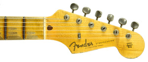 Fender Custom Shop Ancho Poblano Stratocaster | The Music Gallery | Headstock Front