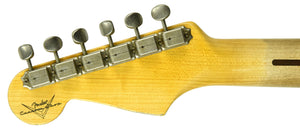 Fender Custom Shop Ancho Poblano Stratocaster | The Music Gallery | Headstock Back