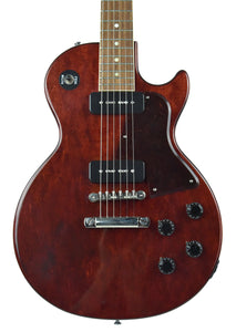 Gibson Les Paul Special in Dark Cherry | Front Small | The Music Gallery