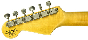 Fender Custom Shop Postmodern Stratocaster HSS | The Music Gallery | Headstock Back
