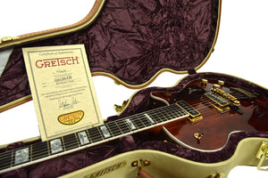 Gretsch Custom Shop G6130 55 Round Up NOS by Stephen Stern UC19041785 | The Music Gallery | Open Case