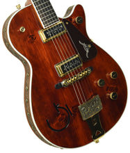 Gretsch Custom Shop G6130 55 Round Up NOS by Stephen Stern UC19041785 | the Music Gallery | Front Angle 1