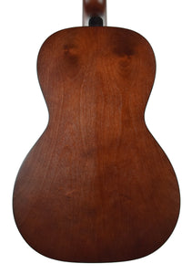Simon and Patrick Songsmith Parlor Guitar | Back