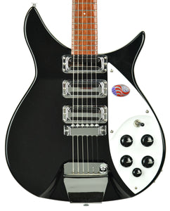 Rickenbacker 325C64 | The Music Gallery | Front Close