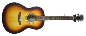Simon & Patrick Songsmith Folk A3T Acoustic Electric Guitar | Front Full