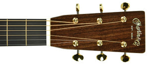 Martin 000-28 Modern Deluxe | The Music Gallery | Headstock Front