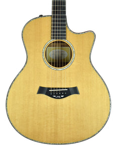 Used Taylor Koa GS Limited Acoustic Guitar 20080917124
