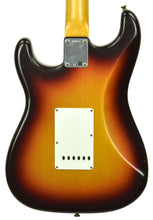 Fender Custom Shop 63 Stratocaster Journeyman Relic in Chocolate 3 Tone Sunburst R98626 - The Music Gallery