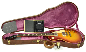 Gibson Custom 60th Anniversary 1959 Les Paul Bolivian Sunrise Teaburst 991782