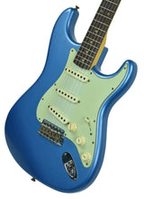 Fender Custom Shop 63 Stratocaster Journeyman Relic in Lake Placid Blue | Front Right