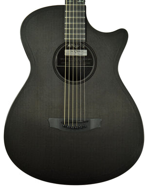Rainsong CH-OM1000NS Carbon Fiber Acoustic Electric 19255 | The Music Gallery | Front Close