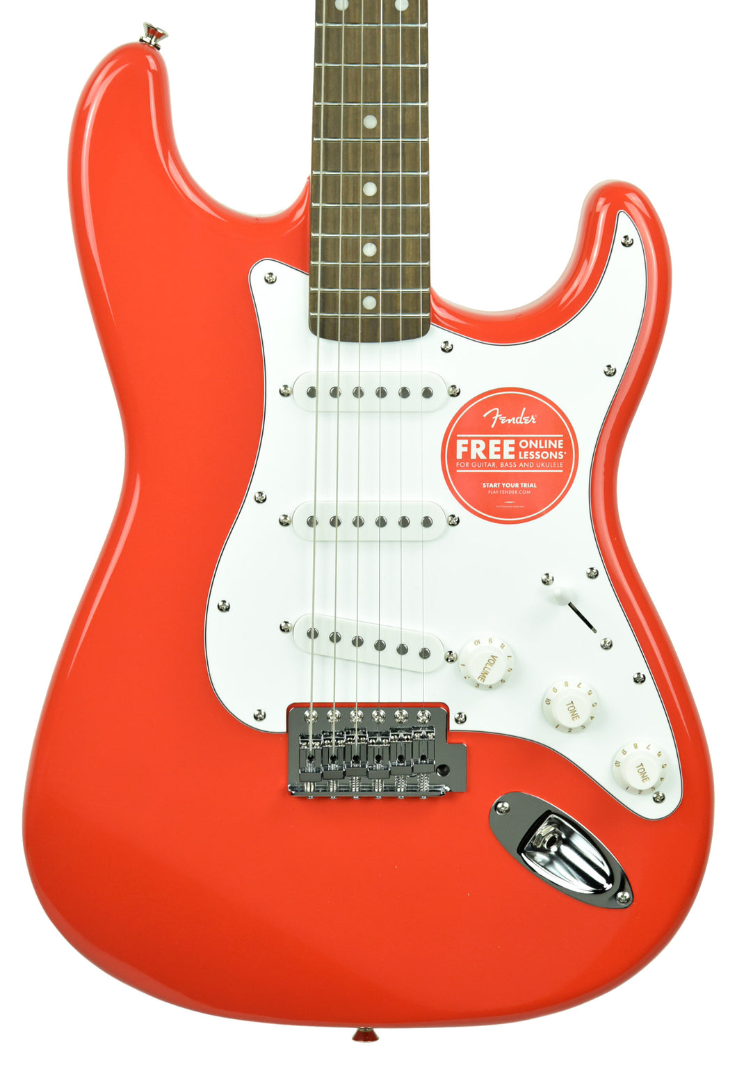 Squier Affinity Stratocaster Electric Guitar in Race Red CY200300965