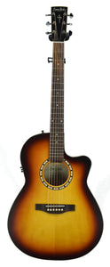 Simon and Patrick Songsmith Folk CW Acoustic Guitar | Front Full