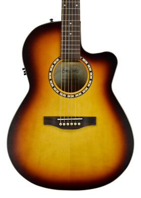 Simon and Patrick Songsmith Folk CW Acoustic Guitar | Front