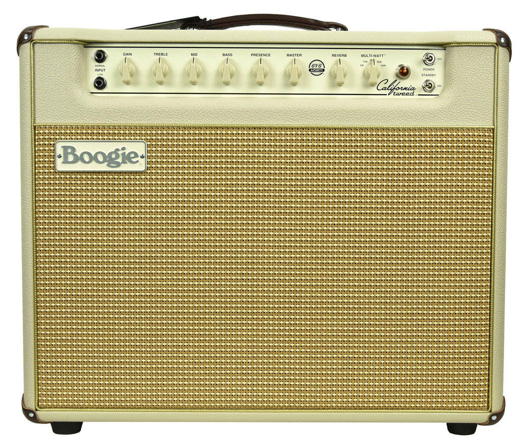 Mesa Boogie California Tweed 6V6 4:40 1x12 Combo Amplifier TW-000484