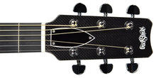 Rainsong JM1000N2 Jumbo | The Music Gallery | Headstock Front