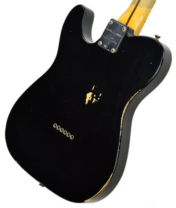 Fender Custom Shop 1952 H/S Telecaster Relic | The Music Gallery | Back Angle 2