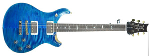 PRS Wood Library McCarty 594 in Aqua Marine - Front Large