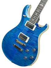 PRS Wood Library McCarty 594 in Aqua Marine - Front Right
