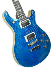 PRS Wood Library McCarty 594 in Aqua Marine - Front Left