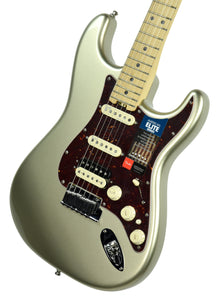 Fender® American Elite Stratocaster HSS Shawbucker in Champagne - Front Right