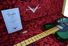 Fender Custom Shop 1952 H/S Telecaster Relic | The Music Gallery | Open Case Certificate