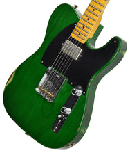 Fender Custom Shop 1952 H/S Telecaster Relic | The Music Gallery | Front Angle 2 Front An