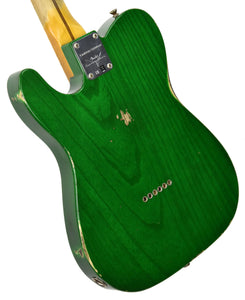 Fender Custom Shop 1952 H/S Telecaster Relic | The Music Gallery | Back Angle 1