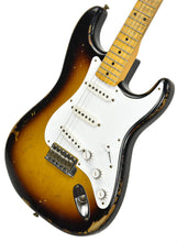 Fender Custom Shop Masterbuilt 1956 Active Stratocaster | The Music Gallery | Front Angle 2