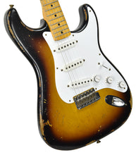 Fender Custom Shop Masterbuilt 1956 Active Stratocaster | The Music Gallery | Front Angle 1