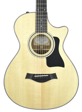 Taylor 312CE 12 Fret Acoustic Guitar 1105048063 - The Music Gallery