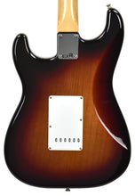 Fender Vintera 60s Stratocaster Three Tone Sunburst MX19033475 - The Music Gallery