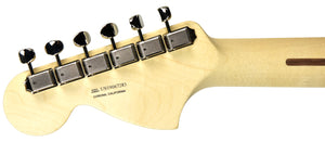 Fender American Performer Stratocaster | The Music Gallery | Headstock Back