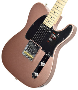 Fender American Performer Telecaster in Penny | The Music Gallery | Front Angle 2