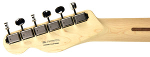 Fender American Performer Telecaster in Penny | The Music Gallery | Headstock Back