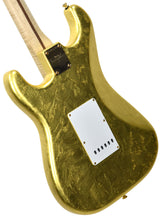 Fender Custom Shop Eric Clapton Gold Leaf Stratocaster Masterbuilt by Todd Krause CZ537752 - The Music Gallery