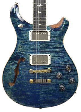 Used PRS McCarty 594 Semi Hollowbody LTD in River Blue 190274181