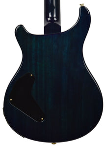 2012 PRS P-24 10 Top in Blue Crab Blue | The Music Gallery | Back Close