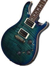 2012 PRS P-24 10 Top in Blue Crab Blue | The Music Gallery | Front Angle 2