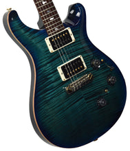 2012 PRS P-24 10 Top in Blue Crab Blue | The Music Gallery | Front Angle 1