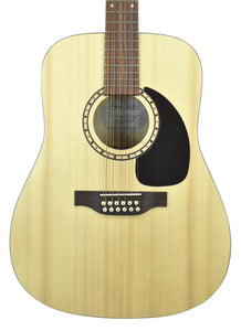 Simon & Patrick Woodland Spruce 12 String Acoustic Guitar 028931000706 - The Music Gallery