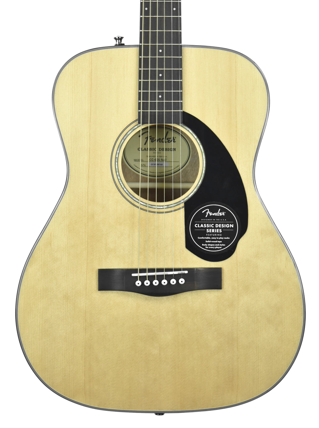 Fender® CC-60S OI6126144 - The Music Gallery