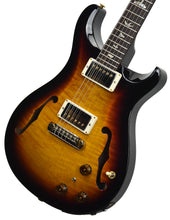 PRS Hollowbody II w/Piezo in Tri Color Sunburst 190264353
